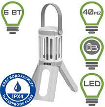 Портативний ліхтар від комах на батарейках Noveen IKN833 LED