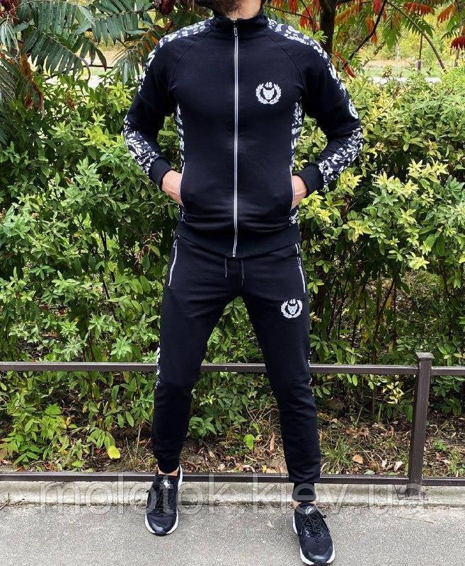 Спортивний костюм Miracle - Sketch чорна кофта з капюшоном