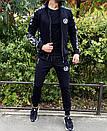 Спортивний костюм Miracle - Sketch чорна кофта з капюшоном, фото 5