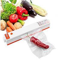 Вакуумный упаковщик для еды Freshpack Pro BT 01 (6716)