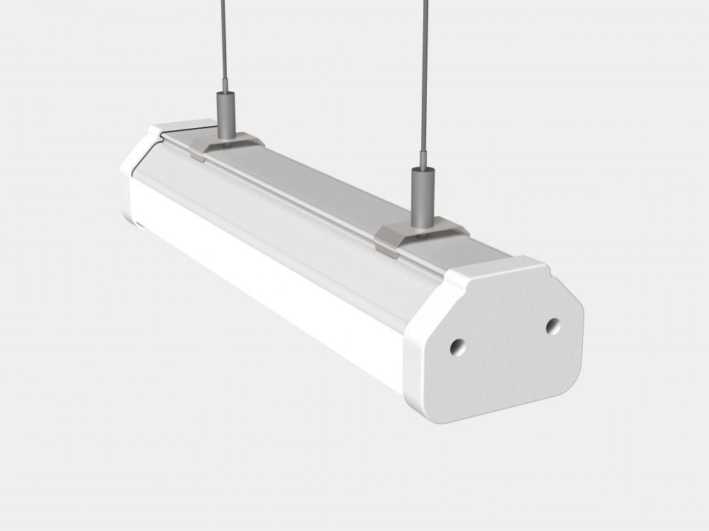 Промисловий світильник світлодіодний MULTI-N 120 довжина 1200 мм  35Вт 4400 лм IP65