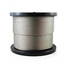Трос из оцинкованной стали 1,5 мм (ТН-52)