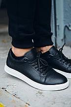 Мужские кроссовки. Кожаные кроссовки.