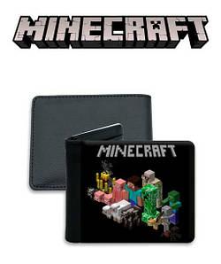 "Кошелек Майнкрафт ""Lego"" / Minecraft"
