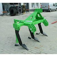 Глибокорозпушувач (3 лапи + колеса) Bomet Польща