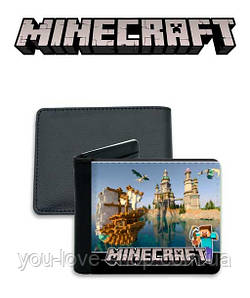 "Кошелек Майнкрафт ""Game"" / Minecraft"