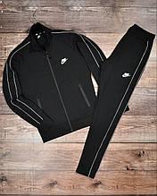 Костюм чоловічий 2XL(р) чорний 035-21 Nike Туреччина Весна-D