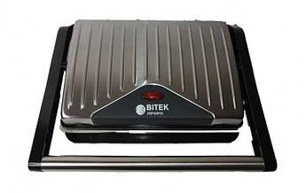 Контактный гриль прижимной электрический Bitek BT-7406 750W