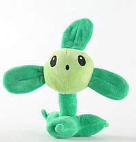 Сдуватель,20см Оригинальная плюшевая игрушка Растения против зомби из игры Plants vs Zombies