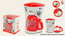 Іграшкова кавоварка 5214 на батарейках