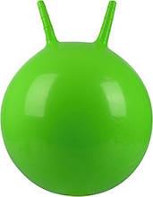 М'яч для фітнесу. Фітбол MS 0380, 45см (Зелений)