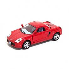 Модель машинки KT5026W Toyota MR2 (Red)