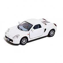 Модель машинки KT5026W Toyota MR2 (White)