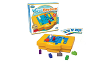 Настольная игра-головоломка Волнорез Wave Breaker ThinkFun 6602 игра на логику