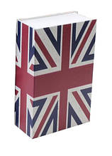 Книга-сейф MK 1849-1 на ключях (Британский Флаг)