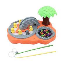 Ігровий набір Рибалка 685-26A з качечками ( 685-26A(Orange))