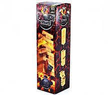 """Развивающая настольная игра Дженга """"EXTREME TOWER"""" XTW-01, 56 брусков"""