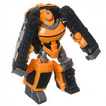 Игрушечный трансформер 888-2 TBT робот+экскаватор