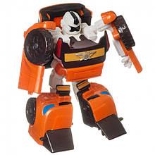 Игрушечный трансформер 888-5 TBT робо+машинка
