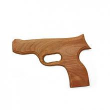 """Іграшковий пістолет """"Магнум 2000"""" 171921y дерев'яний"""
