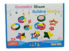 Развивающая игрушка Геометрика MD 2329 деревянная (2329B)