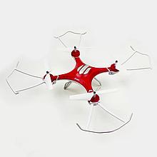 Квадрокоптер на радиоуправлении Syzygy S2 C с FPV-камерой (Красный)