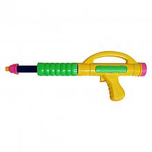 """Водяний пістолет """"Н2"""" з накачуванням Golden Gun 765GG, 2 види (Жовто-Зелений)"""