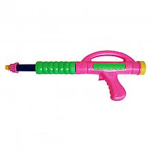 """Водяний пістолет """"Н2"""" з накачуванням Golden Gun 765GG, 2 види (Рожево-Зелений)"""