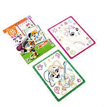 Дитячий набір для творчості «Чарівні контури. 44 Кошеня» VT4402-60 від 3 років