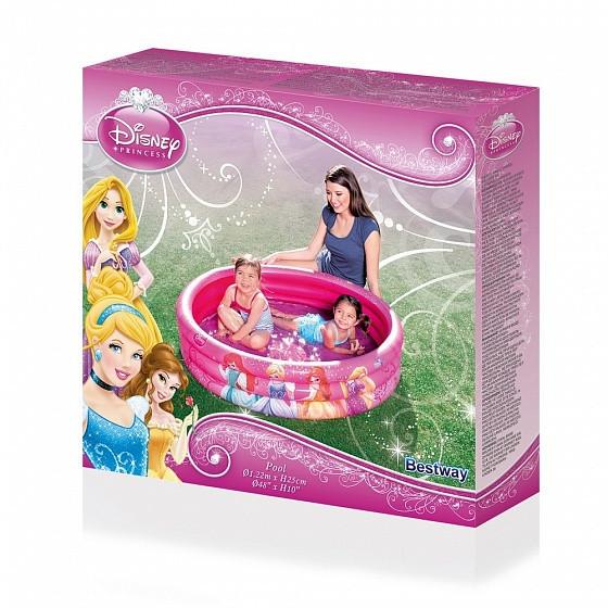 Дитячий надувний басейн Принцеси BW 91047 з ремкомплект