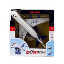 Детски игровой самолет 987-3 на подставке