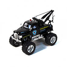 Модель евакуатор KT5333W CHEVROLET 3100 WRECKER OFF ROAD (Black)