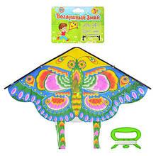 Воздушный змей бабочка M 1730 с хвостом