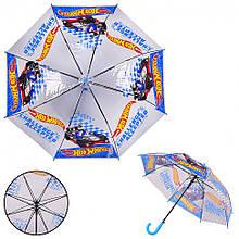 Дитячий парасольку Hot Wheels PL8206 прозорий