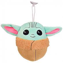 М'яка іграшка Йоду BY1062 з присоском