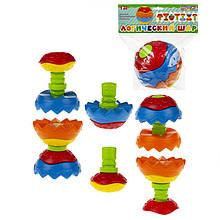"""Детская развивающая игрушка """"Логический шар"""" 1-078 Ø150мм"""