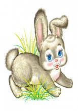 """Дитячі розвиваючі картки """"Зайчики і моркву"""" 13106068 укр. мовою"""