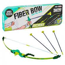 Дитячий цибулю 9832 A/B стріли на присосках (Зелений)