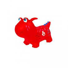 Дитячий стрибун Динозавр BT-RJ-0069 гумовий (Red)