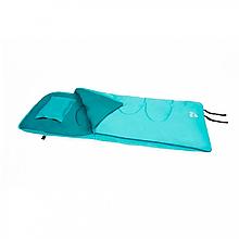 Спальний мішок односпальний BW 68101 на блискавці (Блакитний)