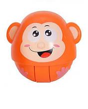 Дитяча неваляшка Тварини WS6105 зі звуком (Мавпочка)