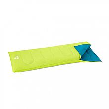 Спальний мішок односпальний BW 68099 в чохлі (Жовтий)