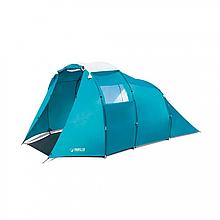 Палатка туристична четырьехместная BW 68092 з навісом