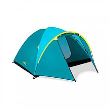 Палатка туристична четырьехместная BW 68091 з навісом