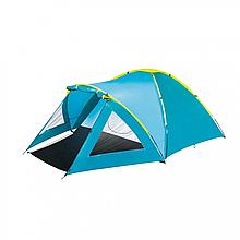 Палатка туристична тримісна BW 68090 з навісом