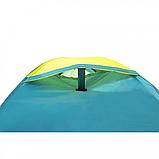 Двомісна Палатка туристична BW 68089 з навісом, фото 3