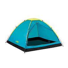 Палатка туристична тримісна BW 68085 з навісом