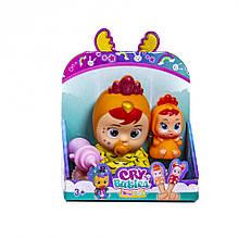 Набір маленьких ляльок Cry Babies 633, 2 шт. в наборі ( 633-C (Півник) CRY BABIES)