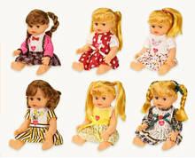 """Музична лялька """"Аліна"""" 5507/08/09/10/11/20 в сумці"""