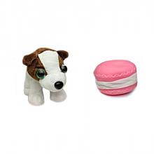 """М'яка іграшка """"Солодкий щеня"""" 20021 в контейнері (Рожевий пончик)"""